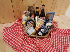 Geschenkmand : Ronde van Vlaanderen